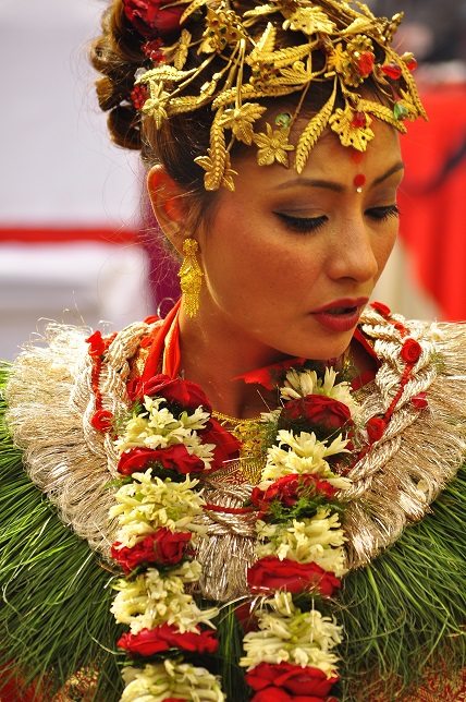 Jharana Bajracharya Rahul Agrawal wedding Nepal 4
