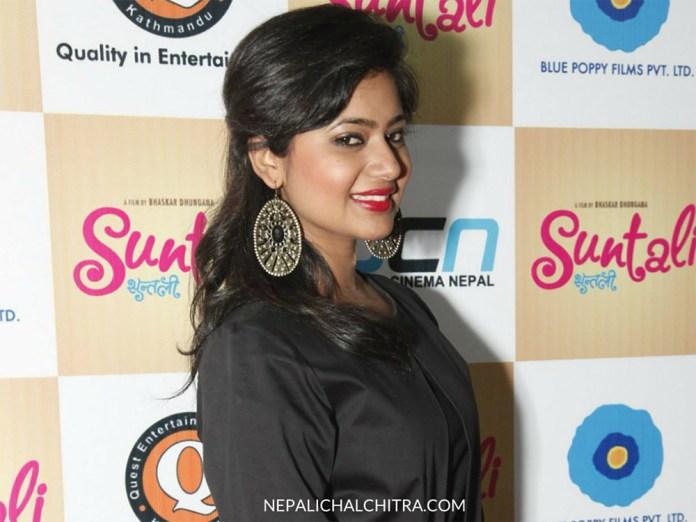 Keki Adhikari Suntali Movie Premiere
