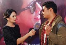 Malvika Subba and Saugat Malla at Soonga Movie Premiere
