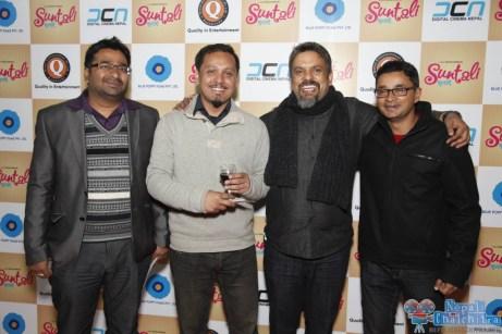 Nepali Movie Suntali Premiere Priyanka Karki 1