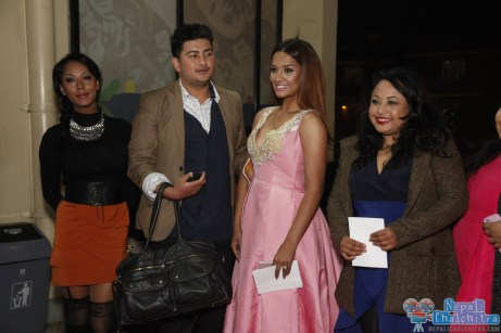 Nepali Movie Suntali Premiere Priyanka Karki 22