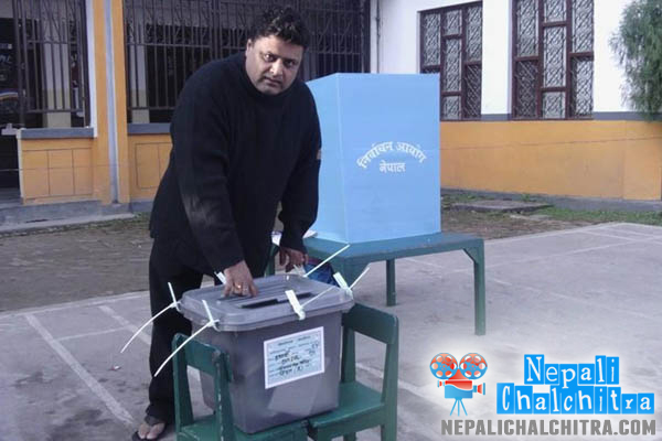 Nirmal Sharma in election nepal