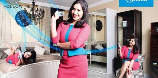 Nisha-Adhikari-featured-in-the-Midea-Air-Conditioners