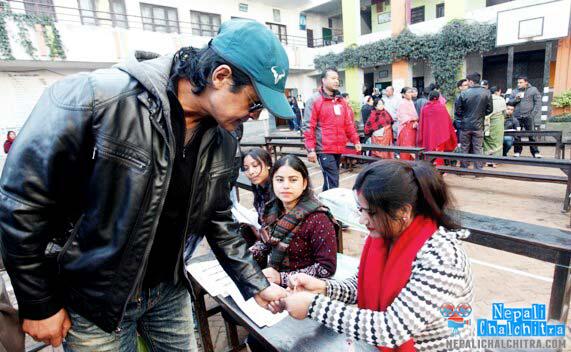 Rajesh Hamal Nepal Votes