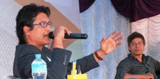 Rajesh Hamal and Anup Baral