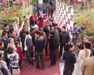 Red Carpet Premiere Soonga Nepali Movie