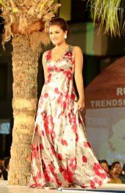 Reema Bishwokarma at Trendsetters 2 Fashion Show