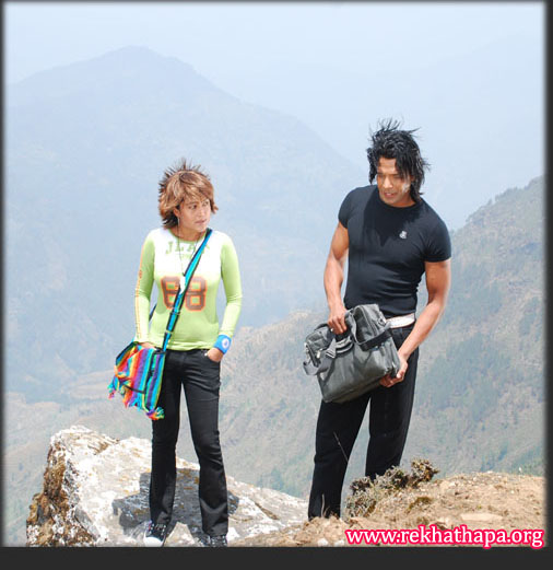 Rekha Thapa In silsila movie