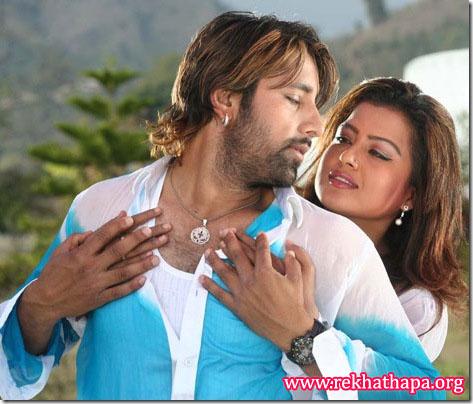 Rekha Thapa Sexy Hifajat movie 7