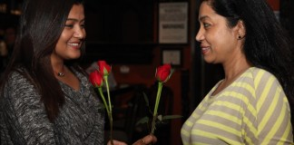 Rekha Thapa Valentine Day 2013 in US 5