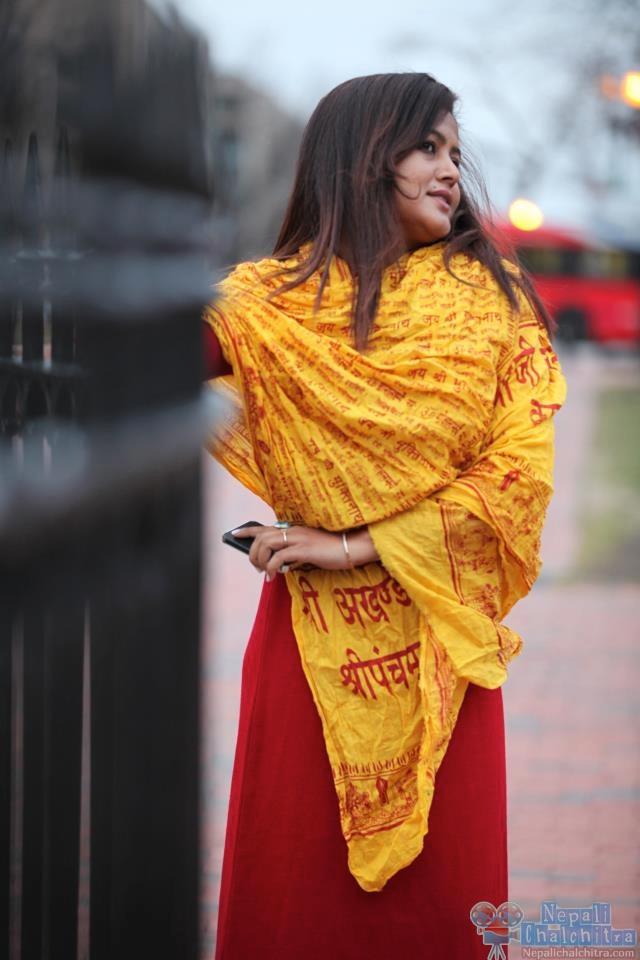 Rekha Thapa in US Glamour Photo Shoot 1 12