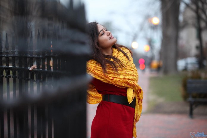 Rekha Thapa in US Glamour Photo Shoot 1 3