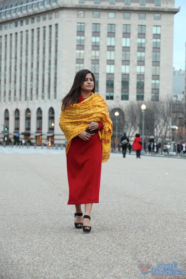 Rekha Thapa in US Glamour Photo Shoot 1 5