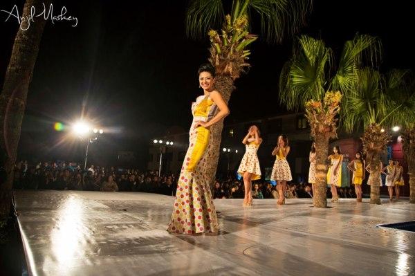 Sahana Bajracharya  at Trendsetters 2 Fashion Show