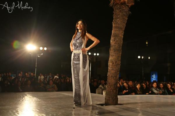 Shristi Shrestha at Trendsetters 2 Fashion Show