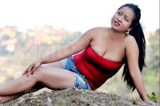 Sita Lama Nepali Model