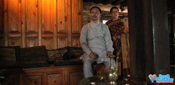 Soongava Nepali Movie Scene