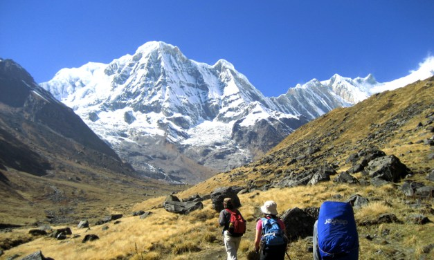Road construction puts hotels at Annapurna trekking route in crisis