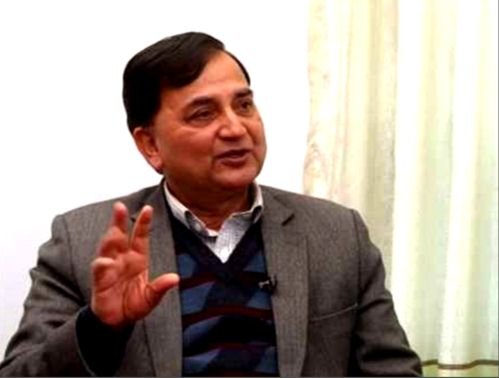 Communists played leading role in constitution writing, its promulgation: Leader Pokharel