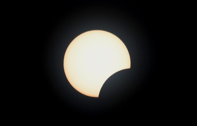 CHINA-YUNNAN-KUNMING-PARTIAL SOLAR ECLIPSE (CN)
