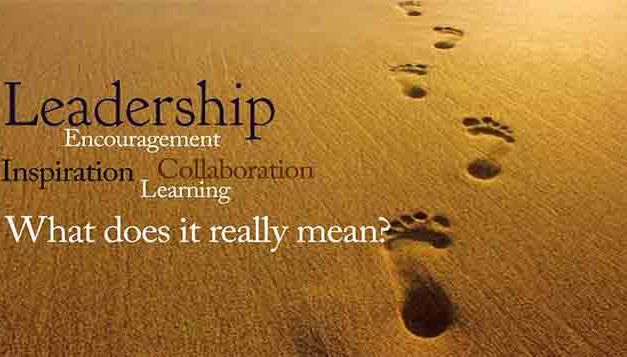 Leadership: What does it really mean ?