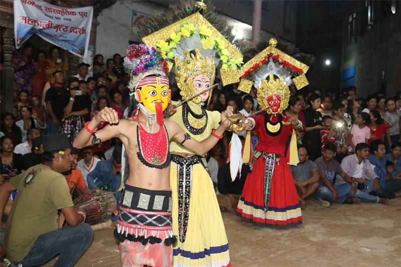Mahakali Nach resumes after seven years
