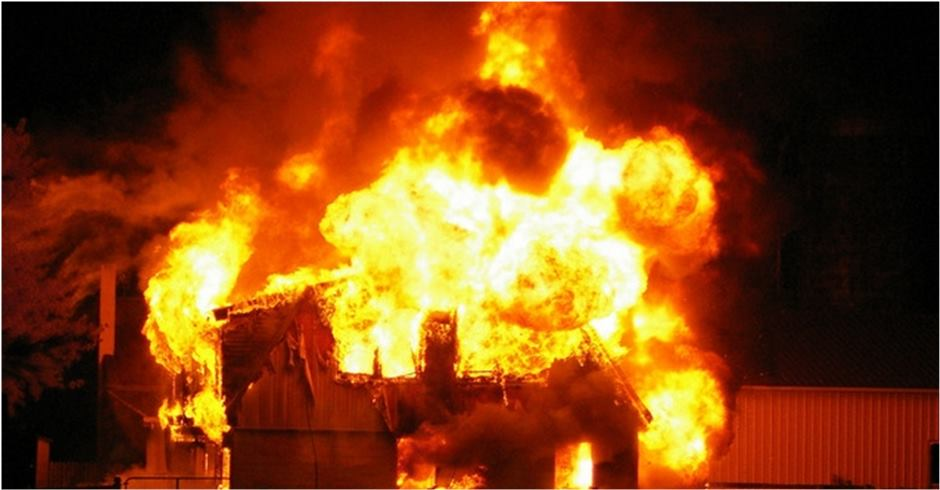 Property worth over six million rupees lost in fire