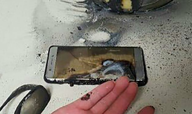 Samsung says battery defects caused Note 7 fires