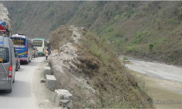 Muglin-Narayangadh road to be opened for 24 hours for election