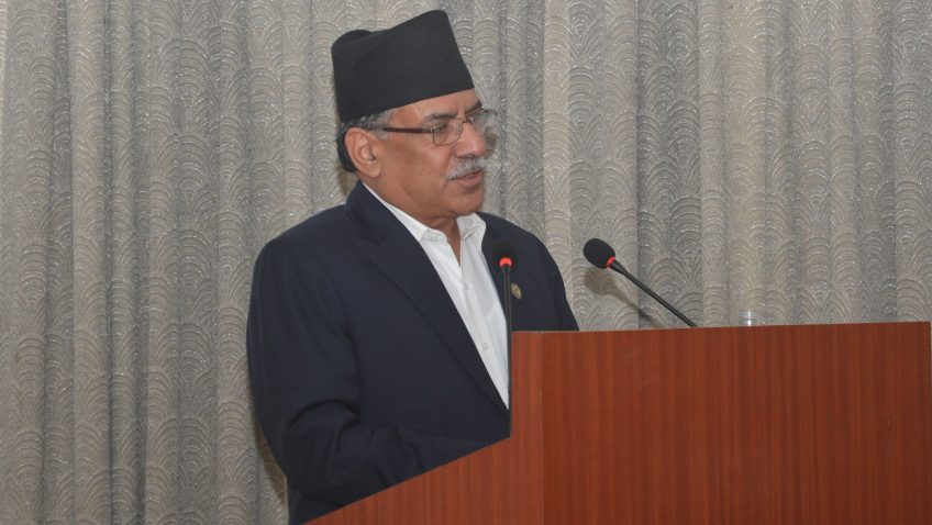 Constitution amendment alone is the beginning of its implementation: PM Dahal