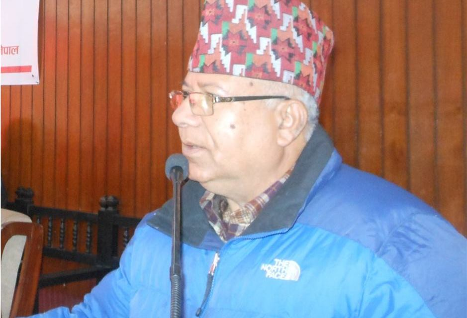 Left alliance to make nation prosperous: Leader Nepal
