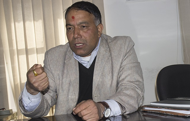 Gyawali dismissed, Pokhrel appointed NRA Chief