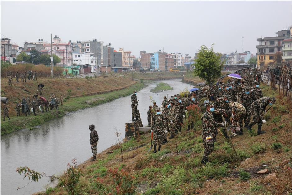 Bagmati Cleaning Campaign into 200th week