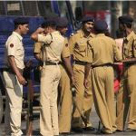 A police officer was beaten to death by an angry mob