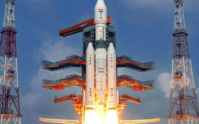India successfully launches South Asia satellite