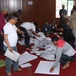 काठमाडौंमा खसेको मतबारे निर्वाचन कार्यालय नै अन्यौलमा