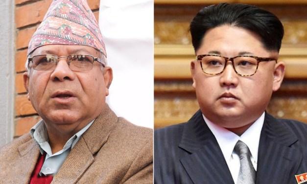 Leader Nepal seeks relief, shelter for disaster-hit