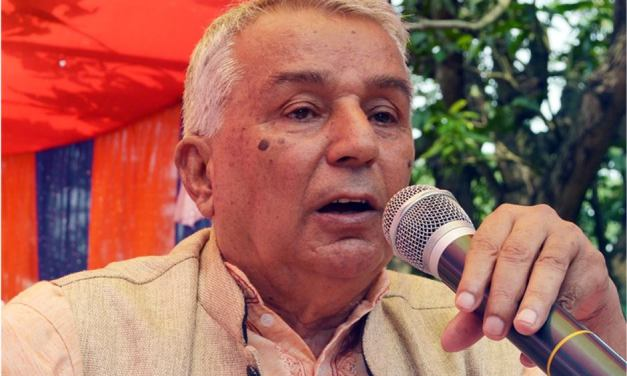 Development should not be halted by voting for communists – NC leader Poudel