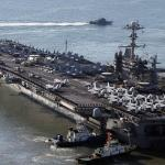 DPRK condemns joint naval drill by S. Korea, U.S.