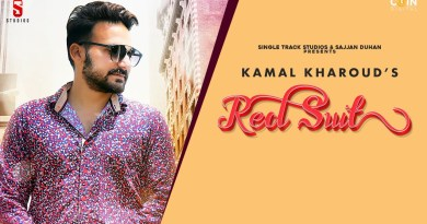 Red Suit lyrics | Kamal Kharoud | Latest Punjabi Songs 2020