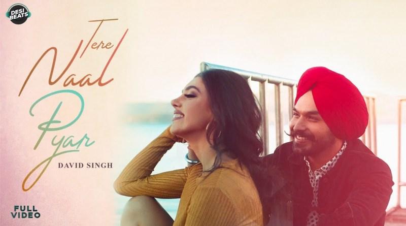 Tere Naal Pyar lyrics - David Singh