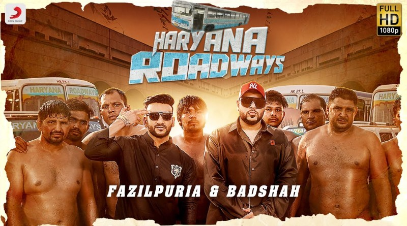 Haryana Roadways lyrics - Badshah & Fazilpuria