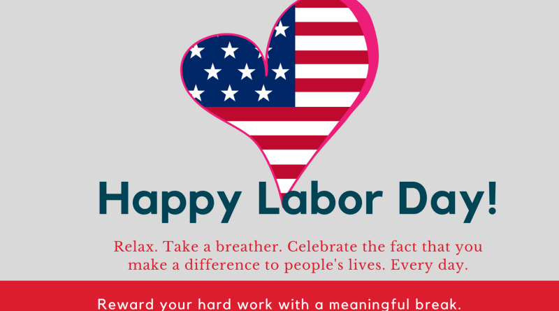 Happy Labor day 2020 in United States of America/USA - Wishes, Quotes