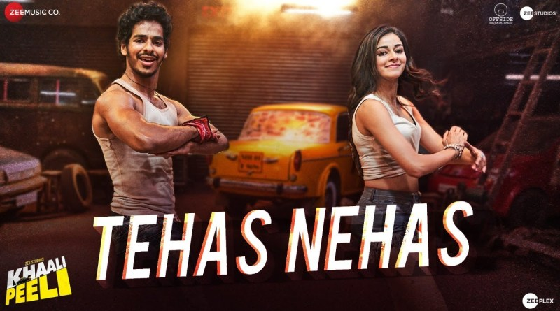 Tehas Nehas Lyrics - Shekhar Ravjiani, Prakriti Kakar