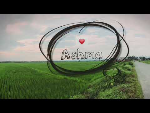 Ashma lyrics - Neetesh Jung Kunwar
