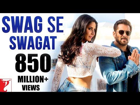 Swag Se Swagat lyrics - Salman Khan, Katrina Kaif