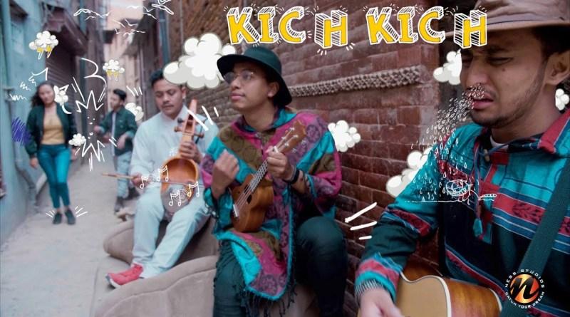 Kich Kich lyrics - Brijesh Shrestha x Beyond