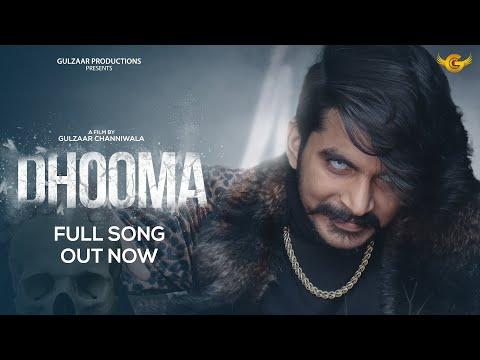 Dhooma Lyrics - Gulzaar Chhaniwala