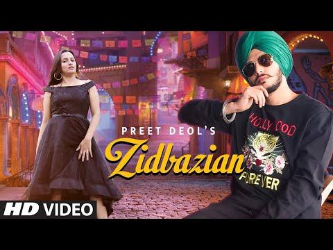 Zidbazian Lyrics - Preet Deol