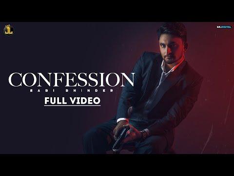 Confession Lyrics - Sabi Bhinder